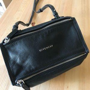 SOLD Givenchy Leather Mini Pandora Crossbody